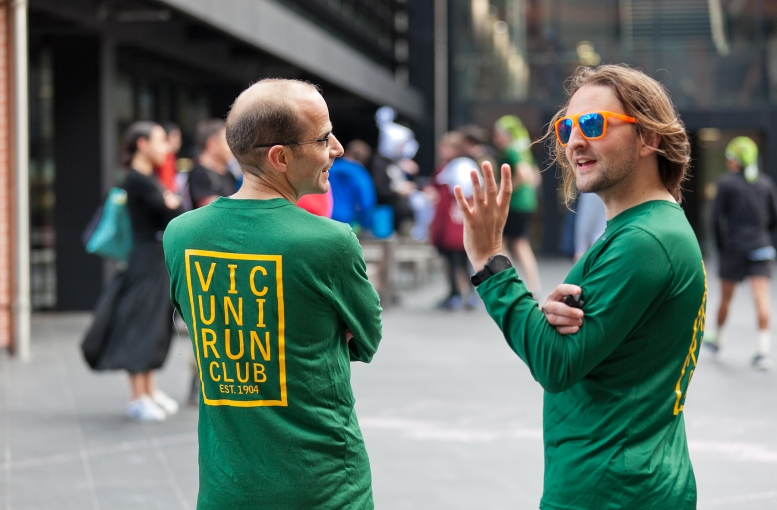 Vic Uni Run Club is Back