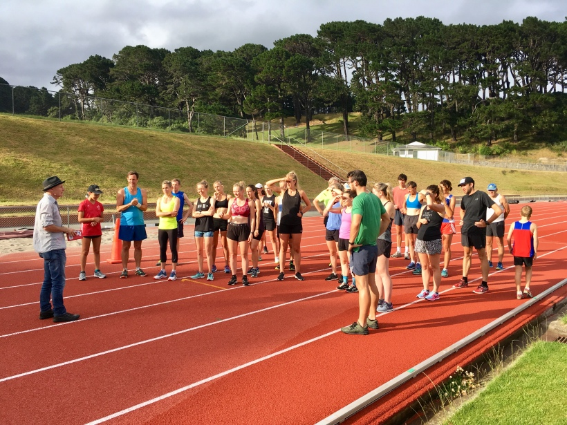 The Kea Track Club of Wellington