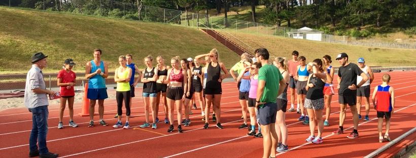 The Kea Track Club of Wellington